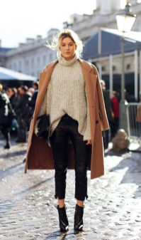 Stylish Winter Outfits Ideas Work 201831