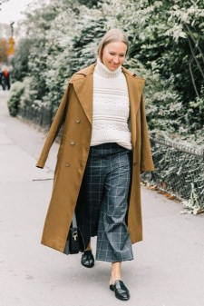 Stylish Winter Outfits Ideas Work 201832