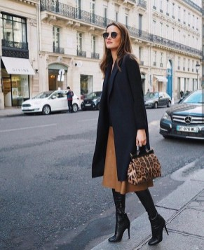 Stylish Winter Outfits Ideas Work 201833