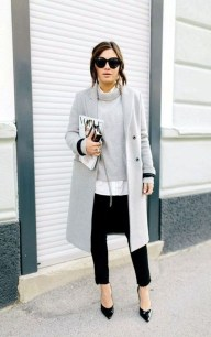 Stylish Winter Outfits Ideas Work 201837