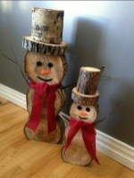 Affordable Winter Christmas Decorations Ideas19