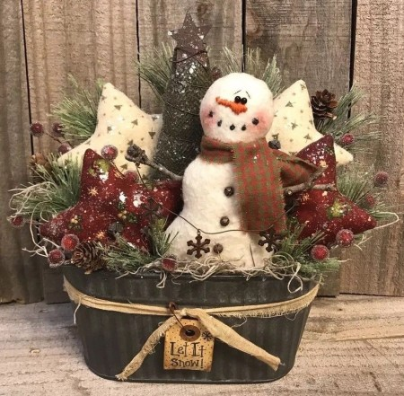 Affordable Winter Christmas Decorations Ideas24
