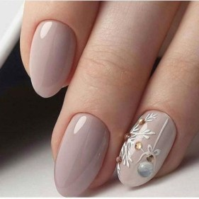 Astonishing Christmas Nail Design Ideas For Pretty Women03