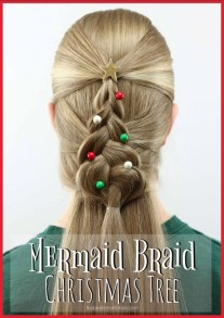 Awesome Hairstyles Christmas Party Ideas02