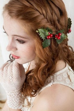 Awesome Hairstyles Christmas Party Ideas09