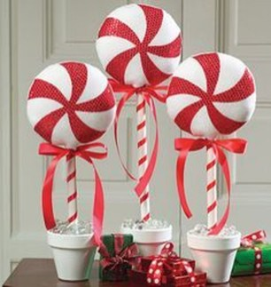 Casual Winter Themed Christmas Decorations Ideas08