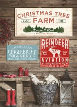 Casual Winter Themed Christmas Decorations Ideas16