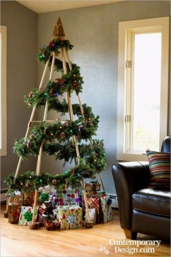 Casual Winter Themed Christmas Decorations Ideas17