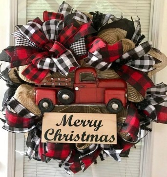 Casual Winter Themed Christmas Decorations Ideas18