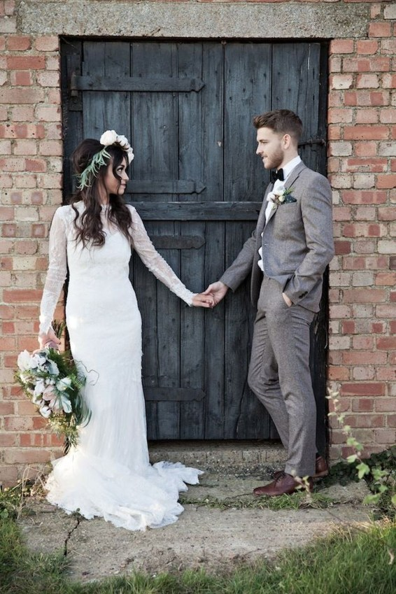 Classy Winter Wedding Ideas31