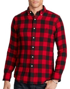 Cozy Plaid Shirt Outfit Christmas Ideas For Handsome Mens37