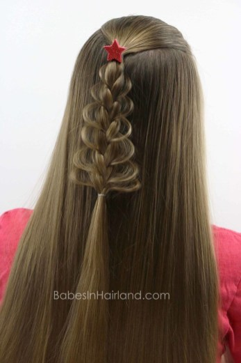 Cute Christmas Braided Hairstyles Ideas42