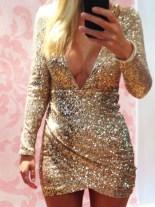 Cute Diy Wrap Mini Dress Ideas For Christmas Party09