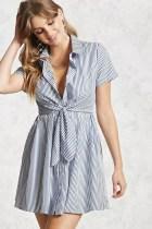 Cute Diy Wrap Mini Dress Ideas For Christmas Party35