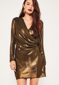 Cute Diy Wrap Mini Dress Ideas For Christmas Party49