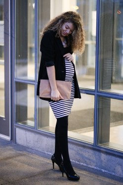 Lovely Maternity Winter Outfits Ideas06