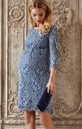 Lovely Maternity Winter Outfits Ideas15