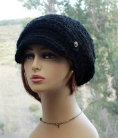 Minimalist Diy Winter Hat Ideas16