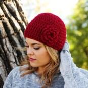 Minimalist Diy Winter Hat Ideas18