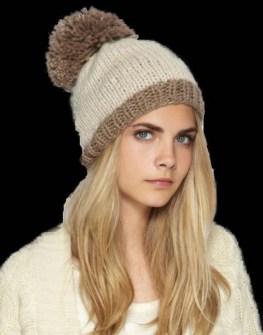 Minimalist Diy Winter Hat Ideas19