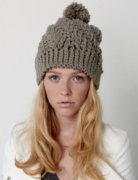 Minimalist Diy Winter Hat Ideas45