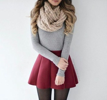 Outstanding Christmas Outfits Ideas35