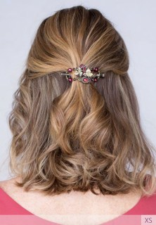 Popular Christmas Half Updos Ideas26