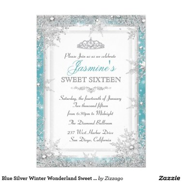 Popular Winter Wonderland Wedding Invitations Ideas28