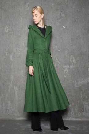 Stylish Emerald Coats Ideas For Winter07
