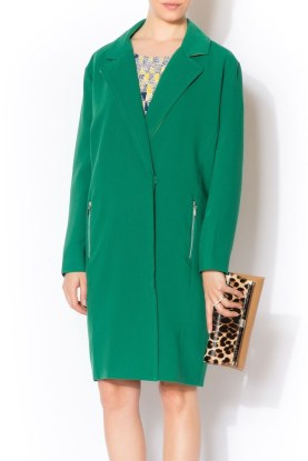 Stylish Emerald Coats Ideas For Winter17