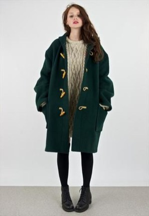 Stylish Emerald Coats Ideas For Winter27