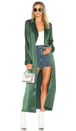 Stylish Emerald Coats Ideas For Winter34