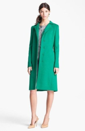 Stylish Emerald Coats Ideas For Winter36