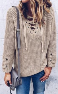 Adorable Winter Outfits Ideas With Jeans10
