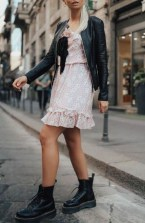Amazing Winter Dresses Ideas With Boots21