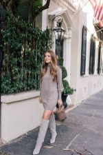 Amazing Winter Dresses Ideas With Boots24