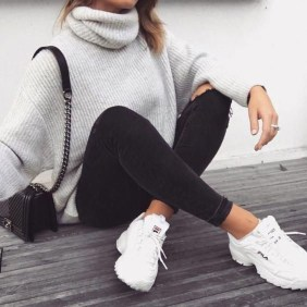 Best Winter Outfits Ideas With Leggings11
