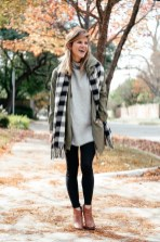 Best Winter Outfits Ideas With Leggings28