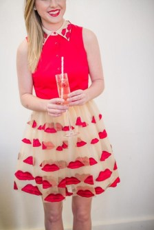 Classy Outfit Ideas For Valentine'S Day20