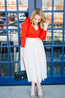 Classy Outfit Ideas For Valentine'S Day31