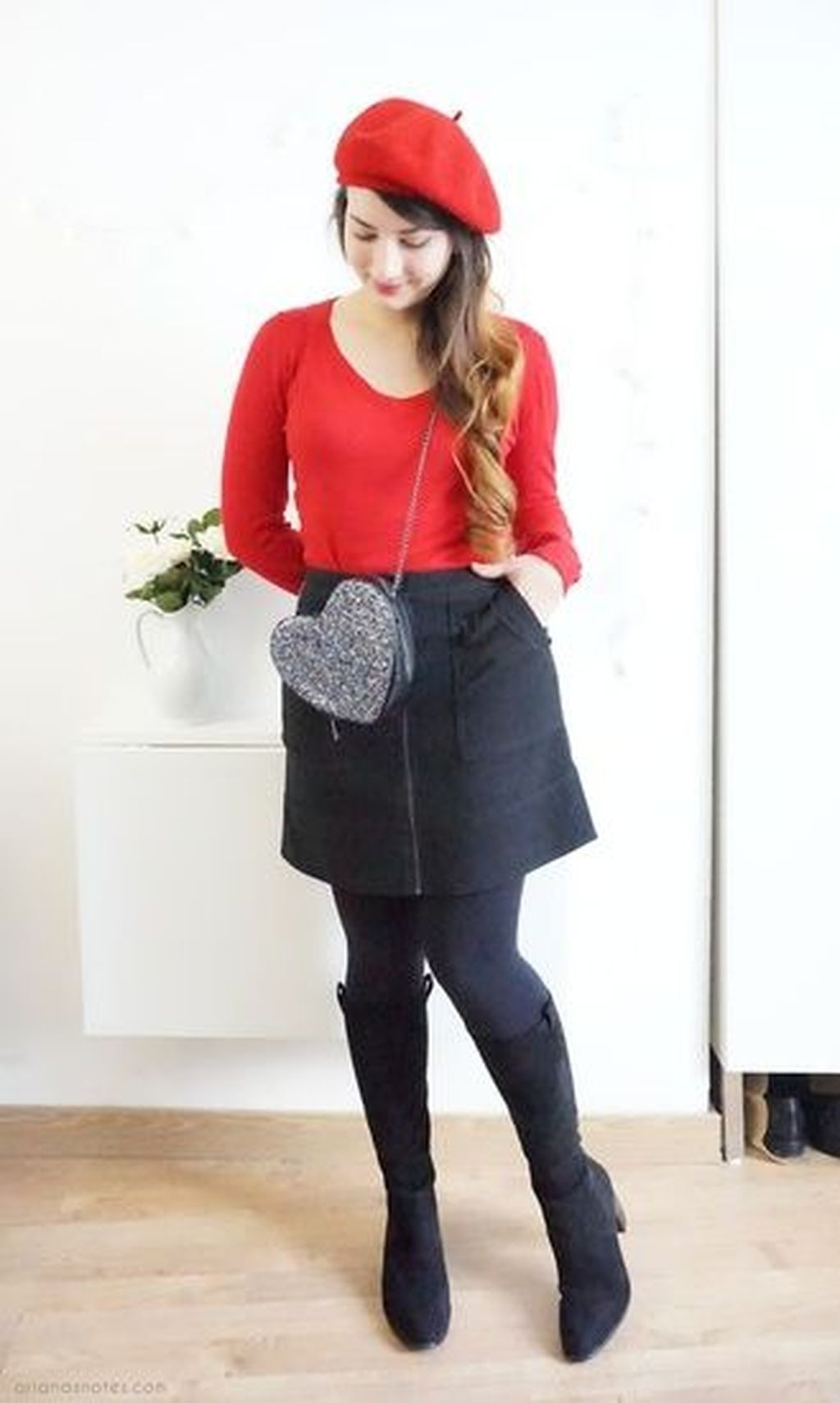 Classy Outfit Ideas For Valentine'S Day32