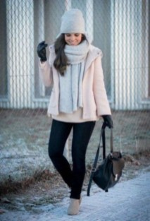 Classy Winter Outfits Ideas For School05