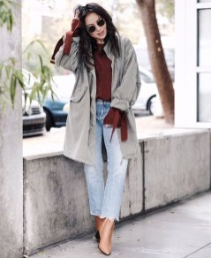 Classy Winter Outfits Ideas For School20