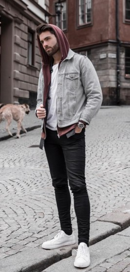 Elegant Men'S Outfit Ideas For Valentine'S Day36