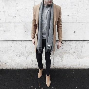 Elegant Mens Winter Style Ideas For 201907