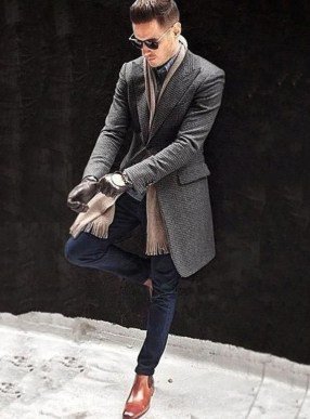 Elegant Mens Winter Style Ideas For 201915