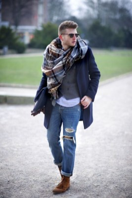 Elegant Mens Winter Style Ideas For 201925