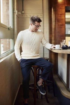 Elegant Mens Winter Style Ideas For 201926