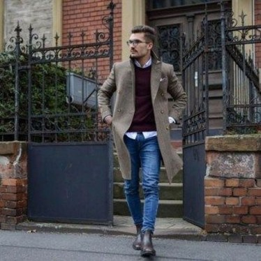 Elegant Mens Winter Style Ideas For 201934