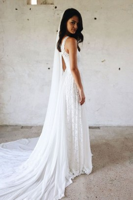 Elegant Wedding Dress Ideas For Valentines Day09